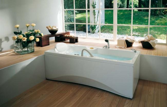подбор гидромассажной ванны