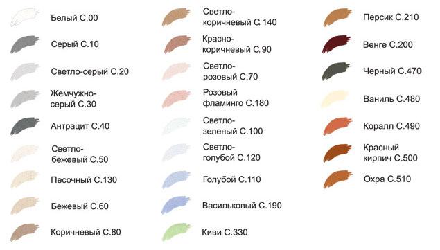 Главное правильно подобрать цвет для затирки плитки