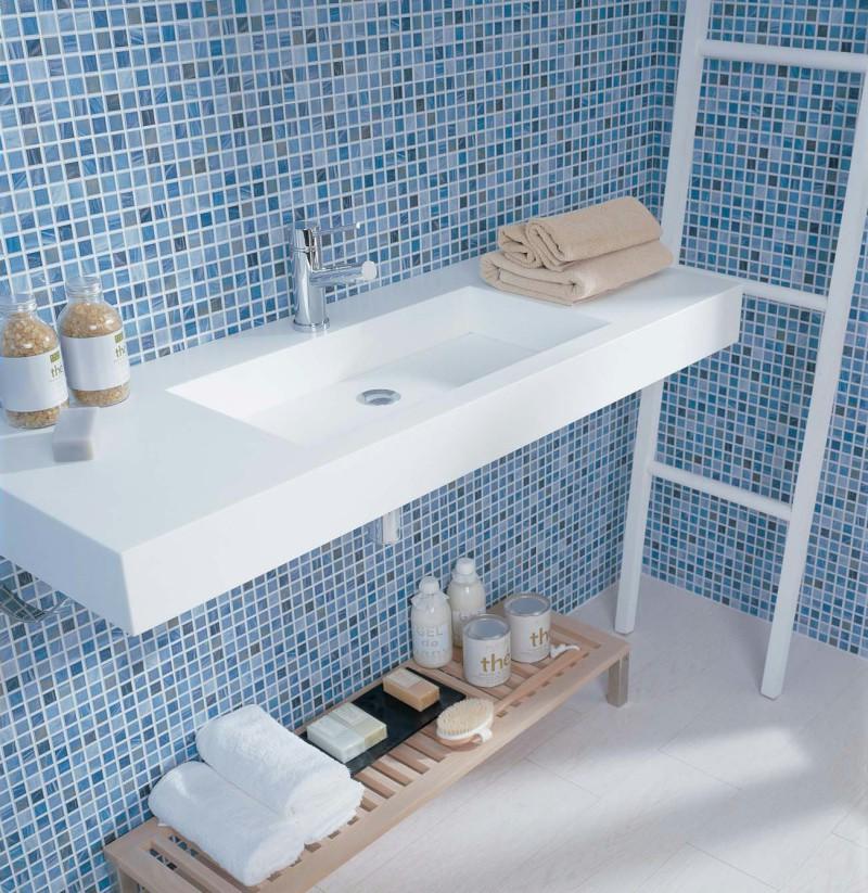 плитка мозайка для ванной