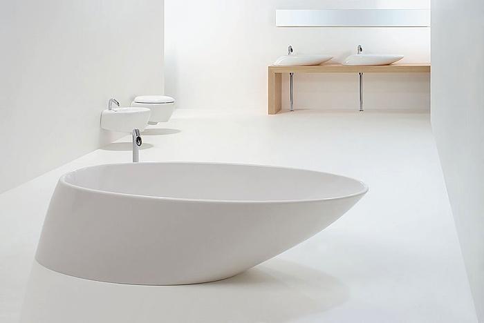 дизайн туалета в стиле минимализм