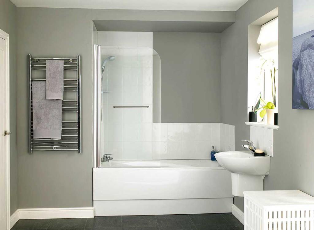 Преимущества ширм для ванной